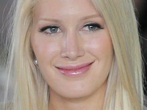 'The Hills' star Heidi Montag filming on location for the MTV reality series in Los Angeles