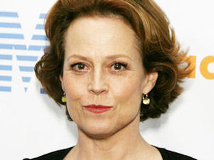 'Avatar' actress Sigourney Weaver attending the 21st Annual GLAAD Media Awards held in New York City