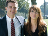 Jason Bateman and Kristen Wiig in Extract