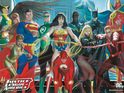 DC Comics reunites the Justice League International creative team for a one-shot.