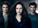 The Twilight series is the big winner at the National Movie Awards.