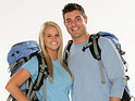 Big Brother couple Jordan Lloyd and Jeff Schroeder joke about The Amazing Race.