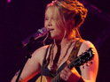 American Idol's Crystal Bowersox says that she was singing to her boyfriend this week.