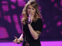 American Idol's Didi Benami reveals that she was singing for a friend on Tuesday night's show.