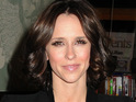 Jennifer Love Hewitt says that she once walked in on a boyfriend in bed with someone else.