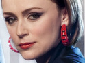 Keeley Hawes says that she was attracted to the strong female role in Identity.