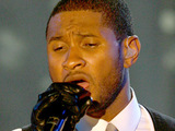 Usher performing live on ABC's 'Good Morning America'