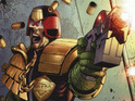 Rebellion Publishing announces that 2000AD magazine properties are heading for the US.