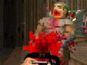 Id Software's John Carmack suggests that violent video games help curb real-life aggression.