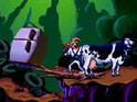 A trailer for the HD remake of Earthworm Jim shows new stages and four-player co-operative play.