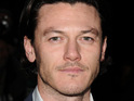 Luke Evans says he was jealous of those involved in The Lord of the Rings.