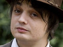 Singer Pete Doherty is reportedly admitted to a hospital in France.