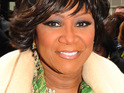 Disco singer Patti LaBelle is accused of ordering her bodyguards to beat up a marine standing too close.