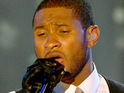 Usher climbs to No.1 on the singles chart with 'OMG', ending Scouting For Girls's two-week reign at the top.