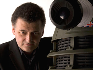 Steven Moffat, Executive Producer and Head Writer of Doctor Who