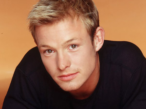 Adam Rickitt as Nick Tilsley in Coronation Street