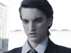 Richard Harmon as Heracles in Capricia