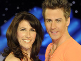 Gaynor Faye and Matt Evers