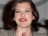 Milla Jovovich at the 2010 WonderCon