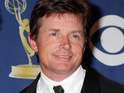 Michael J. Fox says that it is no longer a struggle for him to remain sober.