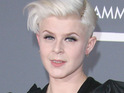 Singer Robyn admits that she is hoping to be able to stop smoking cigarettes for the new year.