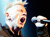 John Lydon and Public Image Ltd (PiL) performing live at Club Nokia