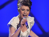 Siobhan Magnus in the American Idol final 9
