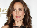 "Andie MacDowell likens Groundhog Day director to a ""teddy bear""."