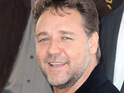Russell Crowe is honoured with the 2404th star on the Hollywood Walk of Fame