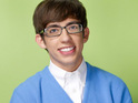 Glee star Kevin McHale jokes that he wants more light-hearted drama in his on-screen romance.