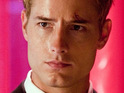 Justin Hartley signs up for a role in the fourth season of Castle.