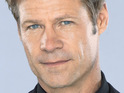Joel Gretsch admits that he is disappointed that his show V was canceled by ABC.