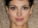 Morena Baccarin drops hints as to the Visitors' true appearance on V.