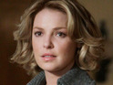 Heigl returns to US television for the first time since leaving Grey's Anatomy.