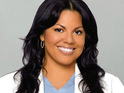 Sara Ramirez says that she was inspired by her Grey's Anatomy co-stars while filming the show's musical episode.