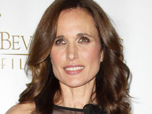Andie MacDowell at the 10th Annual International Beverly Hills Film Festival