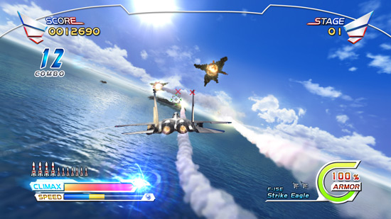 Gaming Review: After Burner Climax