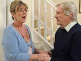 Ken tells Deirdre that Blanche has died.