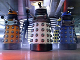 Doctor Who S05E03: The Victory of the Daleks - The Daleks