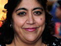 Gurinder Chadha admits that she relies on instinct when casting actors for her movies.