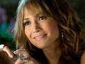 Jennifer Lopez hopes she can get a guest starring role on Glee.