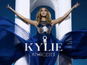Kylie Minogue announces the title and release dates of her upcoming single and album.