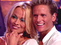 Pamela Anderson chats to Digital Spy about Dancing With The Stars.