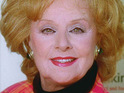 "Barbara Knox says that she is ""shocked"" to be recognised with an MBE for her services to acting."