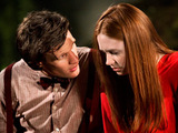 Doctor Who S05E05: Flesh and Stone - The Doctor and Amy