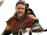 Russell Crowe as Robin Hood