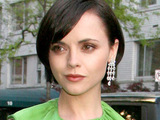 Christina Ricci attends a Gala held at The Frick Collection in New York City