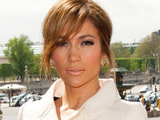 Jennifer Lopez promotes 'The Back-up Plan' in Paris