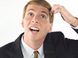 Kenneth Parcell from 30 Rock