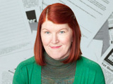 Meredith Palmer from The Office